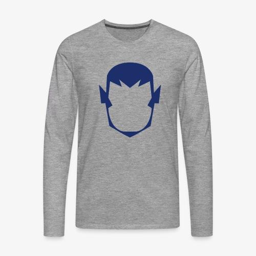 MASK 4 SUPER HERO - T-shirt manches longues Premium Homme