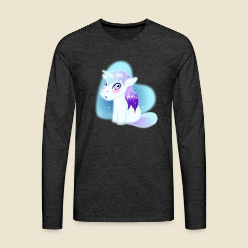 Licorne n°2 - T-shirt manches longues Premium Homme