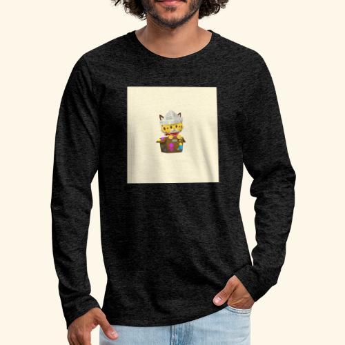 HCP custo 6 - Men's Premium Longsleeve Shirt