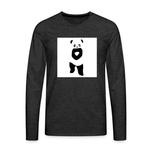 fffwfeewfefr jpg - Herre premium T-shirt med lange ærmer