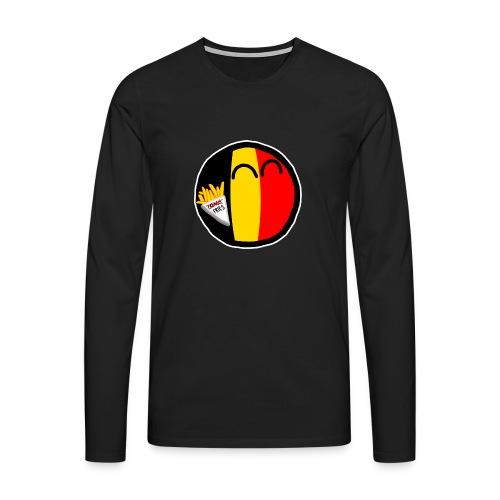 Belgiumball - Men's Premium Longsleeve Shirt
