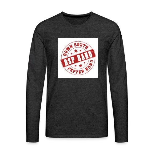 DSP band logo - Men's Premium Longsleeve Shirt