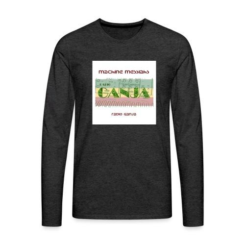 radio ganja - Men's Premium Longsleeve Shirt