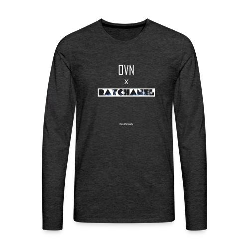 Raychanel T-Shirt - Mannen Premium shirt met lange mouwen