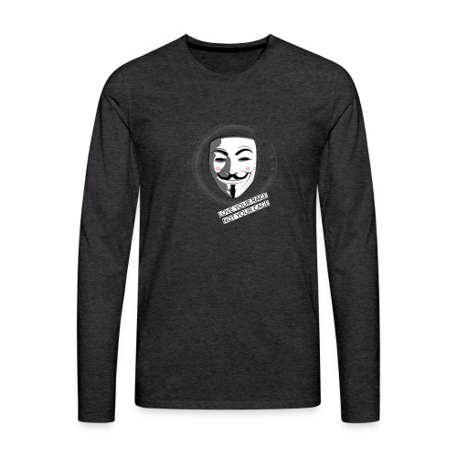 Anonymous Love Your Rage - Men's Premium Longsleeve Shirt