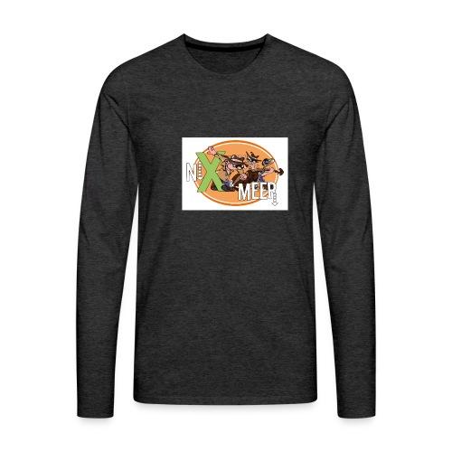 nixenmeer - Mannen Premium shirt met lange mouwen