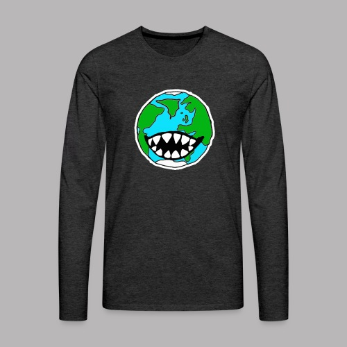 Hungry Planet - Men's Premium Longsleeve Shirt