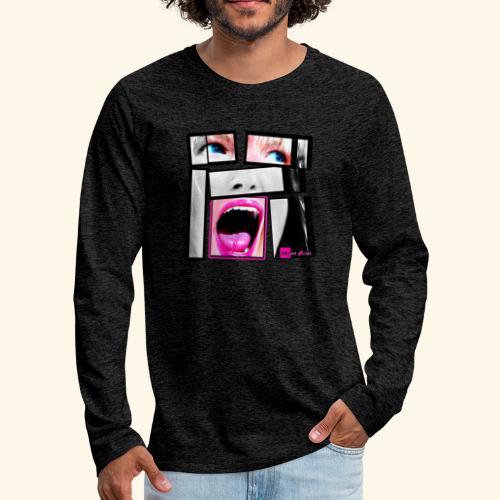 expo26b2 Unbreakable - T-shirt manches longues Premium Homme