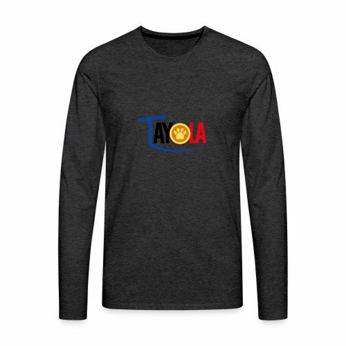 TAYOLA Nouveau logo!!! - T-shirt manches longues Premium Homme