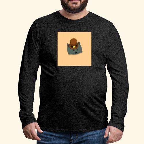 HCP custo 12 - Men's Premium Longsleeve Shirt