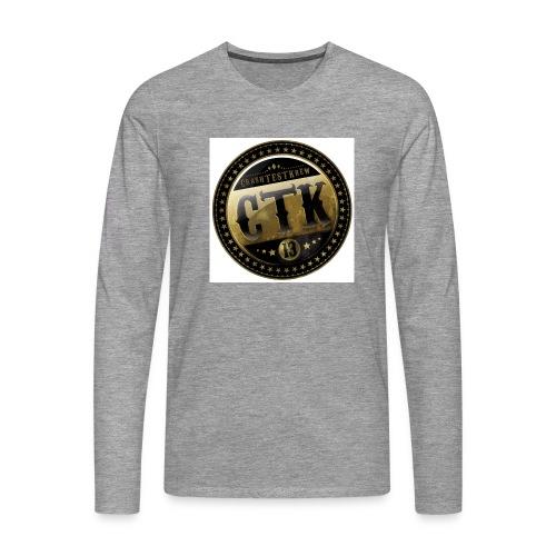 ctk2009 tees1 - T-shirt manches longues Premium Homme