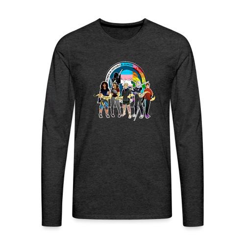 HEMAWomen2 - Men's Premium Longsleeve Shirt