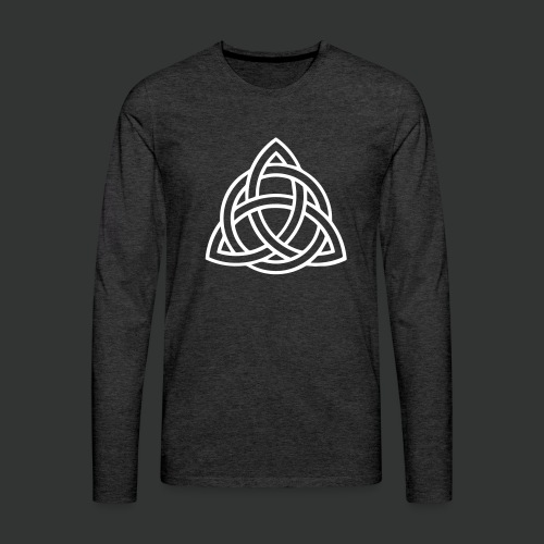 Celtic Knot — Celtic Circle - Men's Premium Longsleeve Shirt