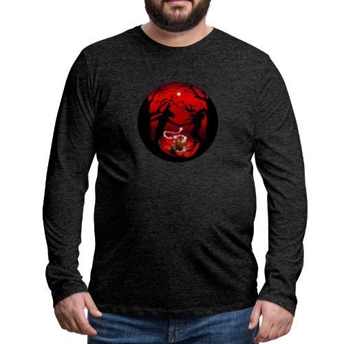 EN MIDSOMMARNATTSDRÖM - Långärmad premium-T-shirt herr