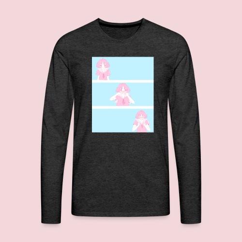 I like you! - Men's Premium Longsleeve Shirt