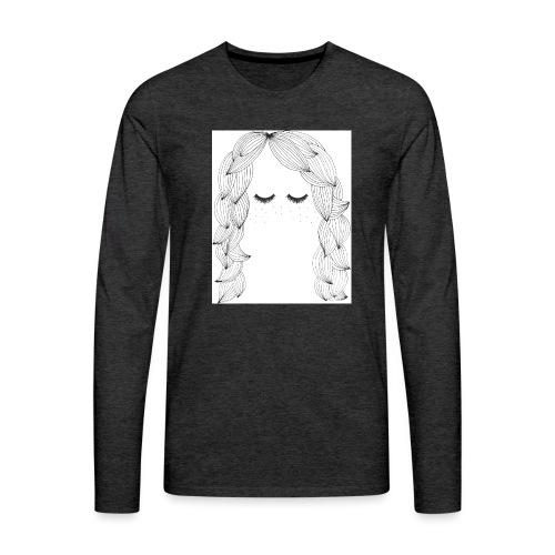 Freckled - Men's Premium Longsleeve Shirt