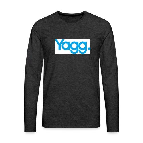 yagglogorvb - T-shirt manches longues Premium Homme