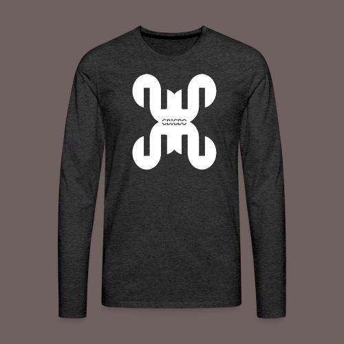 GBIGBO zjebeezjeboo - Rock - Tulip Rock - T-shirt manches longues Premium Homme