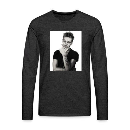 No Regerts - Men's Premium Longsleeve Shirt