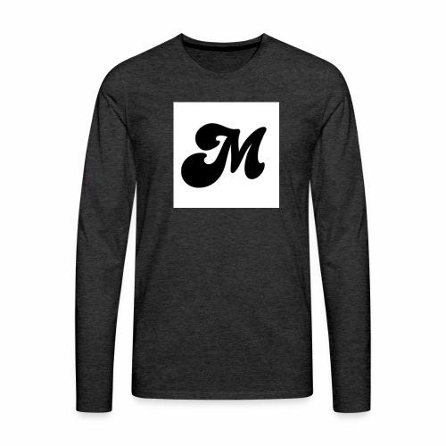 M - Men's Premium Longsleeve Shirt