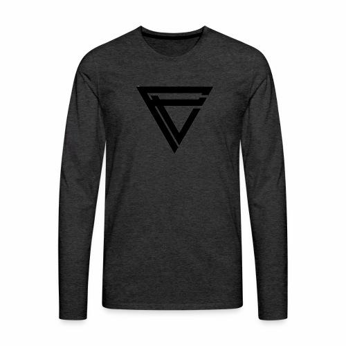 Saint Clothing T-shirt | MALE - Premium langermet T-skjorte for menn