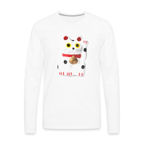 luckycat - Men's Premium Longsleeve Shirt