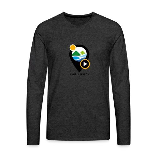Picto CCTV Black - T-shirt manches longues Premium Homme