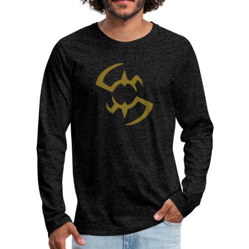 Crest of Gautier - FE3H - Men's Premium Longsleeve Shirt