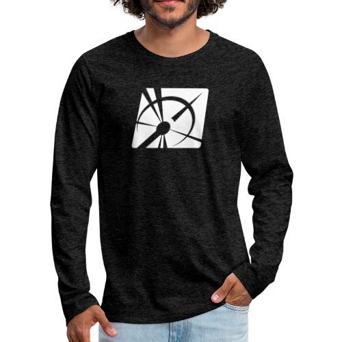 IRPT logo solid - Men's Premium Longsleeve Shirt