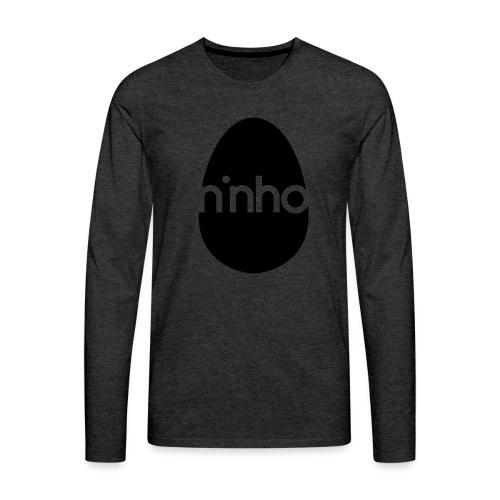 Ninho - Maglietta Premium a manica lunga da uomo