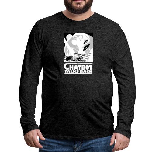 BotWars - T-shirt manches longues Premium Homme