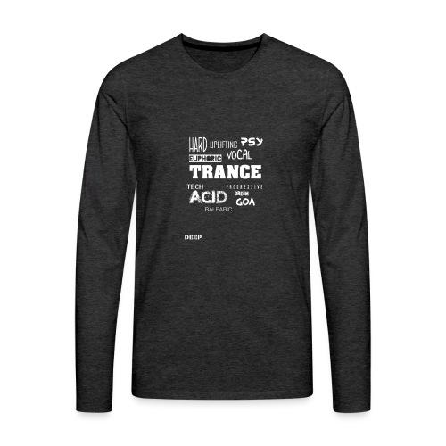 TRANCE Stylez - Men's Premium Longsleeve Shirt