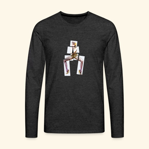PINUP multiply - T-shirt manches longues Premium Homme