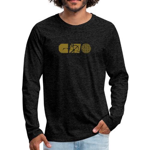 Logos - Men's Premium Longsleeve Shirt
