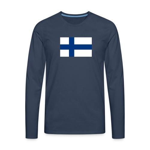 Infidel - vääräuskoinen - Miesten premium pitkähihainen t-paita