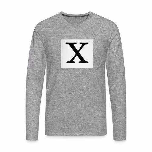 THE X - Men's Premium Longsleeve Shirt