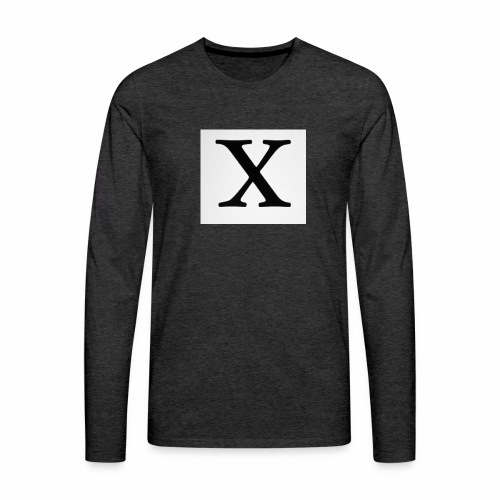 THE X - Men's Premium Longsleeve Shirt