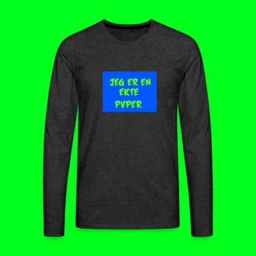 GotPvpGeneseren - Premium langermet T-skjorte for menn