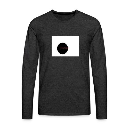 roel en zuzan - Mannen Premium shirt met lange mouwen