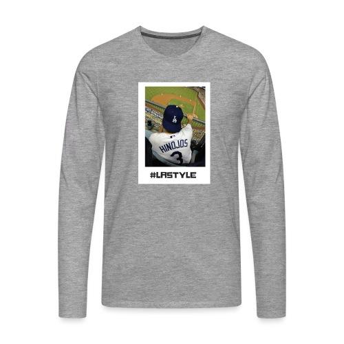 L.A. STYLE 1 - Men's Premium Longsleeve Shirt