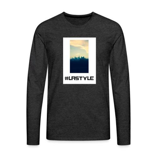 LA STYLE 3 - Men's Premium Longsleeve Shirt