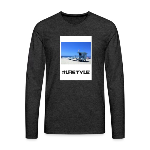 LA STYLE 2 - Men's Premium Longsleeve Shirt