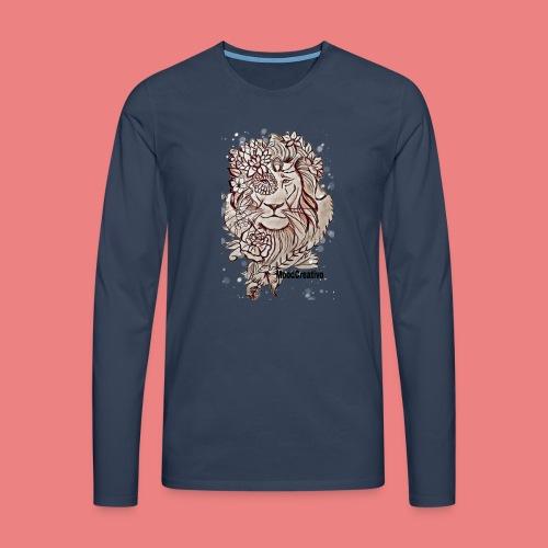 MoodCreativo - Maglietta Premium a manica lunga da uomo
