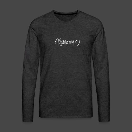 Name only - Men's Premium Longsleeve Shirt