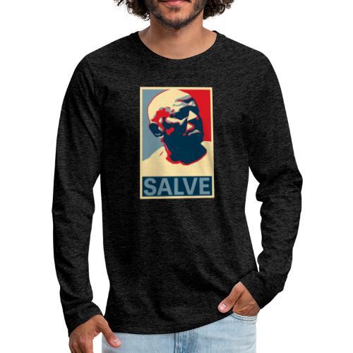Salve Mestre Bimba - Men's Premium Longsleeve Shirt