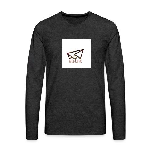 REACHit - T-shirt manches longues Premium Homme