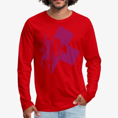 Climbing away - Men's Premium Longsleeve Shirt