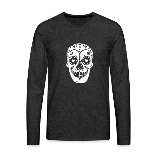 Skully - Men's Premium Longsleeve Shirt