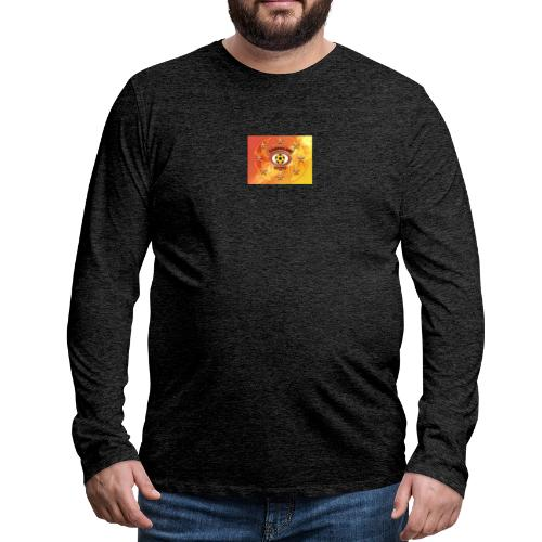 Cobreloa. - Långärmad premium-T-shirt herr