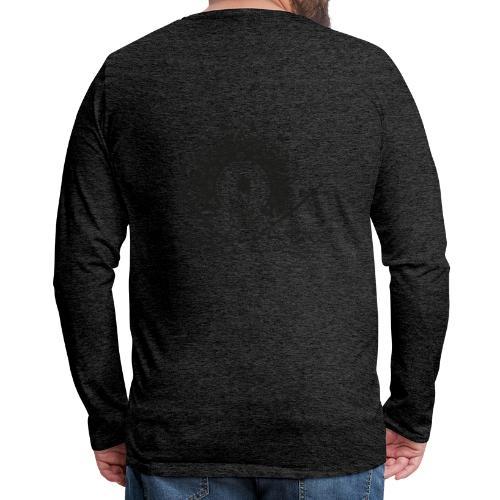 Samurai - Männer Premium Langarmshirt